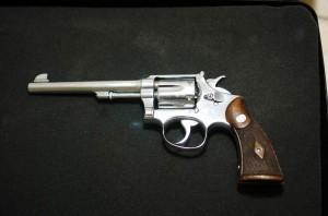 S&W model 1905 target
